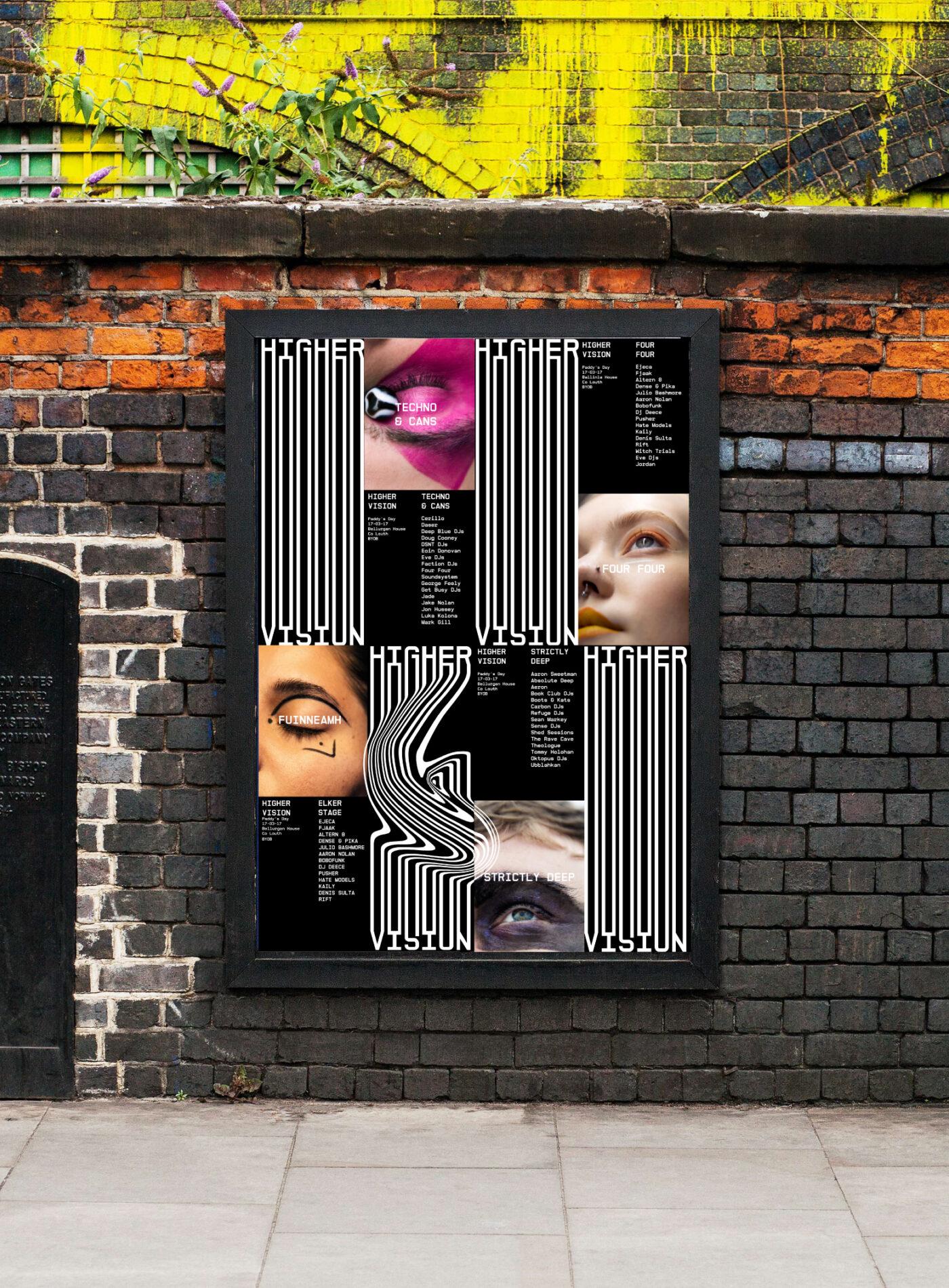 Hv lineup poster ot2