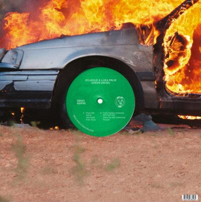 Gd vinyl back